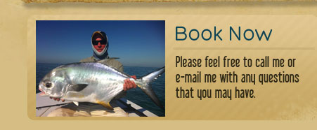 Book Now for your fishing adventure with Double Haul Charters